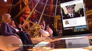 Alessandra Sublet dans Un Soir à la Tour Eiffel - 13/05/15 - 09