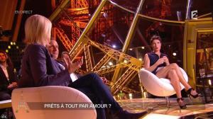 Alessandra Sublet dans un Soir à la Tour Eiffel - 13/05/15 - 11