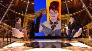 Alessandra Sublet dans Un Soir à la Tour Eiffel - 25/03/15 - 02