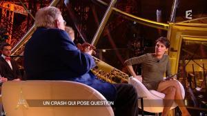 Alessandra Sublet dans Un Soir à la Tour Eiffel - 25/03/15 - 05