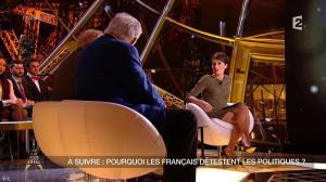 Alessandra Sublet dans Un Soir à la Tour Eiffel - 25/03/15 - 06