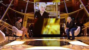 Alessandra Sublet dans Un Soir à la Tour Eiffel - 25/03/15 - 07