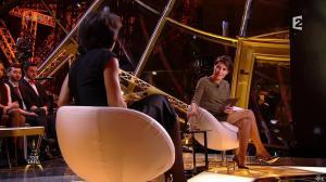 Alessandra Sublet dans Un Soir à la Tour Eiffel - 25/03/15 - 09