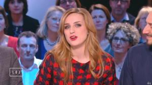 Alison Wheeler dans le Grand Journal de Canal Plus - 18/02/15 - 02