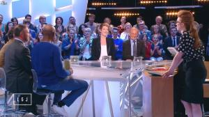 Alison Wheeler dans le Grand Journal de Canal Plus - 27/04/15 - 02
