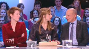 Alison Wheeler dans le Grand Journal de Canal Plus - 28/01/15 - 03