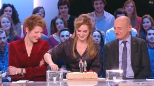 Alison Wheeler dans le Grand Journal de Canal Plus - 28/01/15 - 04