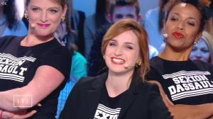 Alison Wheeler dans le Grand Journal de Canal Plus - 29/04/15 - 01