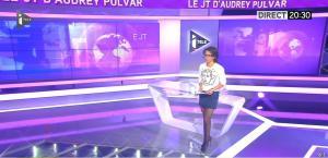 Audrey Pulvar dans le JT - 06/05/15 - 01