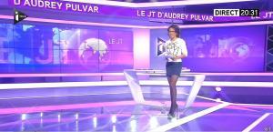 Audrey Pulvar dans le JT - 06/05/15 - 02