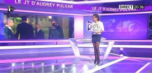 Audrey Pulvar dans le JT - 06/05/15 - 03