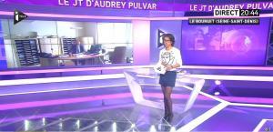 Audrey Pulvar dans le JT - 06/05/15 - 05