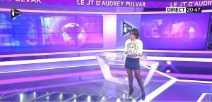 Audrey Pulvar dans le JT - 06/05/15 - 06