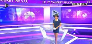 Audrey Pulvar dans le JT - 11/05/15 - 01