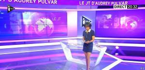 Audrey Pulvar dans le JT - 11/05/15 - 02