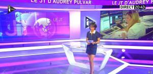 Audrey Pulvar dans le JT - 11/05/15 - 06