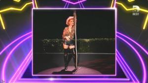 Brigitte Lahaie dans le Grand Match de la Télévision - 30/04/15 - 02