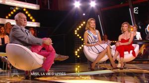 Camille Cerf et Sylvie Tellier dans un Soir à la Tour Eiffel - 15/04/15 - 03