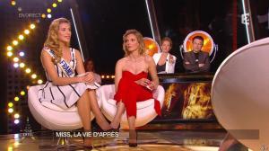 Camille Cerf et Sylvie Tellier dans Un Soir à la Tour Eiffel - 15/04/15 - 08