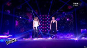 Camille Lellouche dans The Voice - 18/04/15 - 01