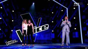 Camille Lellouche dans The Voice - 18/04/15 - 03