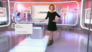 Caroline Roux dans C Politique - 05/04/15 - 01