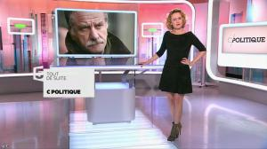 Caroline Roux dans C Politique - 05/04/15 - 02