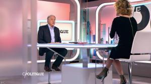 Caroline Roux dans C Politique - 05/04/15 - 04