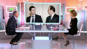 Caroline Roux dans C Politique - 05/04/15 - 07