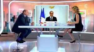 Caroline Roux dans C Politique - 24/05/15 - 05