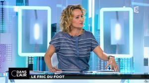 Caroline Roux dans C dans l Air - 29/05/15 - 02