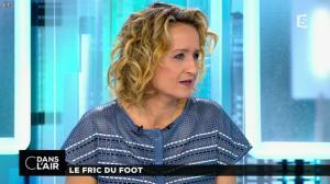 Caroline Roux dans C dans l Air - 29/05/15 - 04