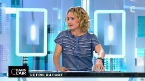 Caroline Roux dans C dans l Air - 29/05/15 - 05