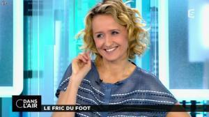Caroline Roux dans C dans l Air - 29/05/15 - 10