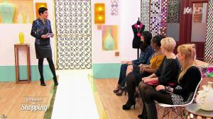 Cristina Cordula dans les Reines du Shopping - 10/04/15 - 01