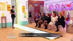 Cristina Cordula dans les Reines du Shopping - 17/04/15 - 01