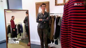 Cristina Cordula dans Nouveau Look pour une Nouvelle Vie - 22/06/15 - 03
