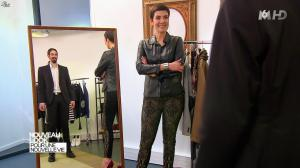 Cristina Cordula dans Nouveau Look pour une Nouvelle Vie - 22/06/15 - 04