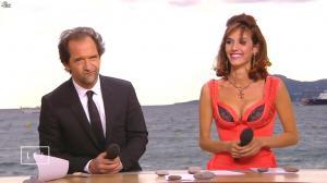 Doria Tillier dans le Grand Journal de Canal Plus - 15/05/15 - 05