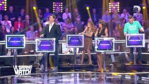 Elsa Fayer dans le Grand Match de la Télévision - 30/04/15 - 03