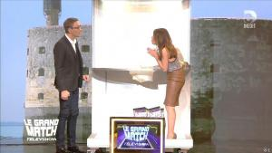 Elsa Fayer dans le Grand Match de la Télévision - 30/04/15 - 06