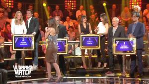 Elsa Fayer dans le Grand Match de la télévision - 30/04/15 - 08