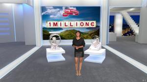 Estelle Denis dans Euro Millions - 19/06/15 - 04