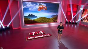 Estelle Denis dans My Million - 19/06/15 - 01