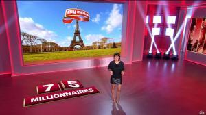 Estelle Denis dans My Million - 19/06/15 - 04