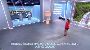 Estelle Denis lors du Tirage du Loto - 27/05/15 - 01