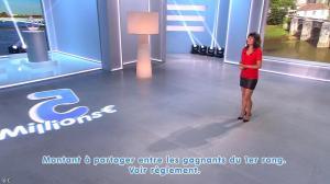 Estelle Denis lors du Tirage du Loto - 27/05/15 - 02