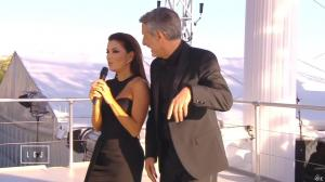 Eva Longoria dans le Grand Journal de Canal Plus - 18/05/15 - 03