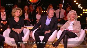 Evelyne Leclercq dans un Soir à la Tour Eiffel - 13/05/15 - 12