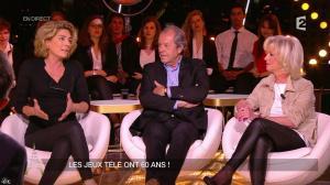 Evelyne Leclercq dans un Soir à la Tour Eiffel - 13/05/15 - 13